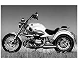 1998 BMW R1200C Motorcycle Factory Photo