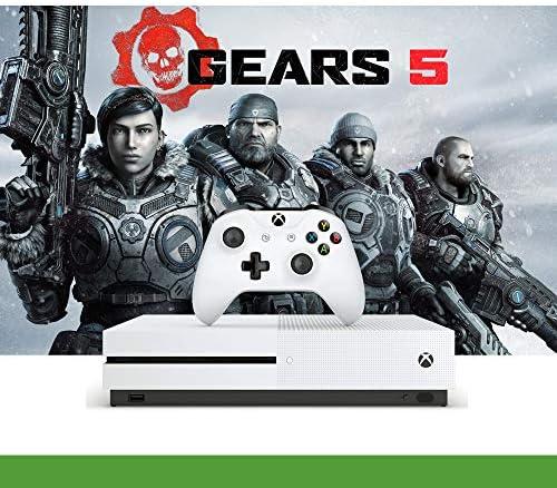 Xbox One S - 1TB Bundle Gears of War 5 - Inclusi Gears of War 2, 3, 4 + 14 Days Live Gold + 1 m Gamepass - Bundle - Xbox One [Importación italiana]: Amazon.es: Videojuegos