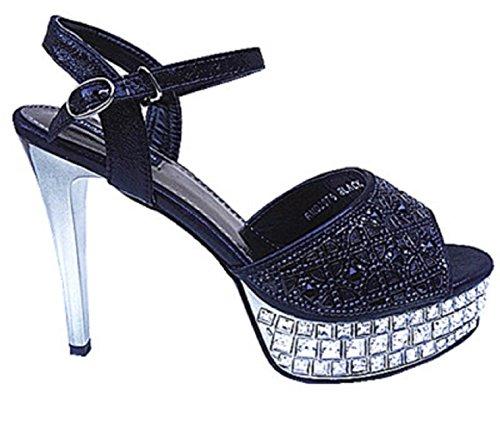 Sandales Fashionfolie Mode De Féminine Sandales De g7nvW4Y
