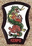 Dragon & Tiger-Kenpo Patch