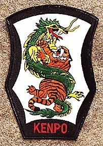 Kenpo Patch - 4