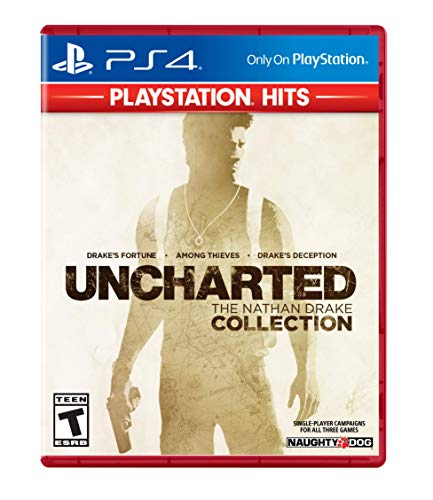 Uncharted: The Nathan Drake Collection - PlayStation Hits - PlayStation 4