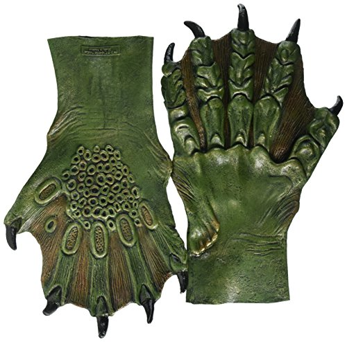 Rubie's Men's Universal Studios Creature From The Black Lagoon Hands, As Shown, One Size