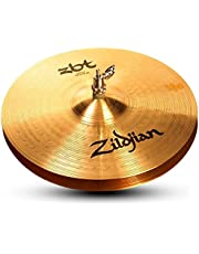 """Zildjian ZBT - Platillos para sombrero (33 cm), Multicolor, 13"""""""