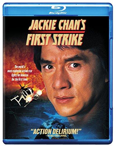 Jackie Chan's First Strike (BD) [Blu-ray]