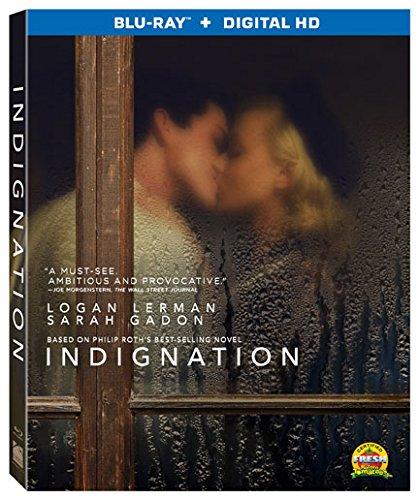 Indignation [Blu-ray + Digital HD] [Blu-ray] - Seller: Amazon.com - New / Nuevo (D)