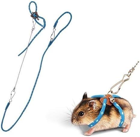 COMESU 2019Nuevo arnés Suave Ajustable para Mascotas pequeñas ...