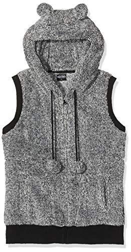 Urban Classics Ladies Melange Teddy Vest Dames Indoor vest