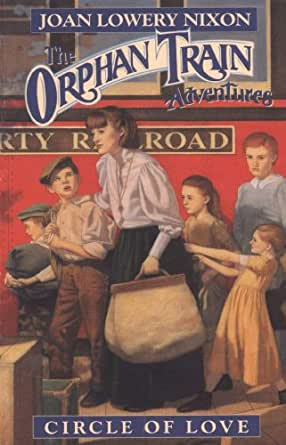 the orphan train adventures The complete series list for - the orphan train adventures joan lowery nixon   series reading order, cover art, synopsis, sequels, reviews, awards, publishing.