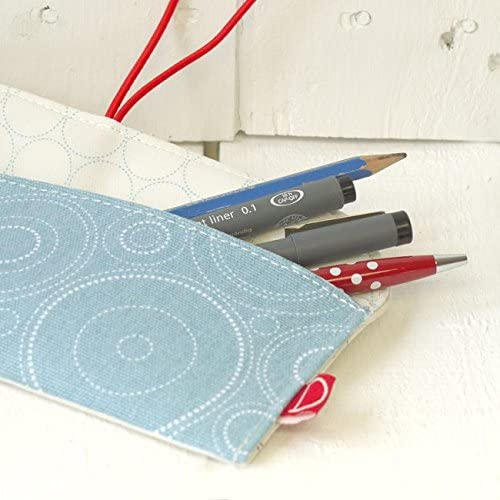 Douglas The Boy Wonder DUGPC02 - Estuche para lápices, color azul: Amazon.es: Oficina y papelería