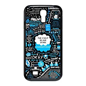 Generic Maybe Okey Always Okey Hard Snap-on Covers for SamSung Galaxy S4 I9500