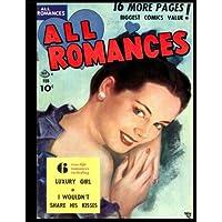 Todos los romances # 4: la época dorada, el cómic de 1950.