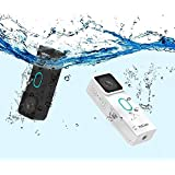 Mofily Yocam Waterproof Life Camera, Deluxe Accessory Bundle, White,