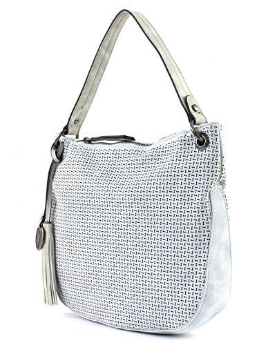 Suri Frey Tasche - Lzzy - Hobo Bag - Azzurro