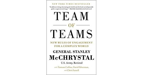 776ac75e1 Team of Teams: New Rules of Engagement for a Complex World - Livros na  Amazon Brasil- 0884752894823