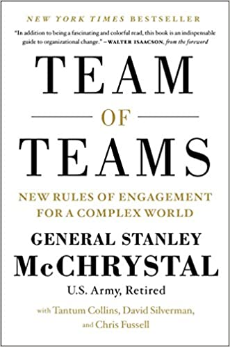 image for Team of Teams: New Rules of Engagement for a Complex World