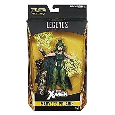 Marvel Polaris Action Figure: Toys & Games