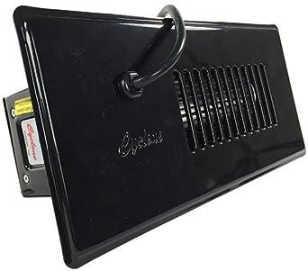 Tjernlund Cbbl Register Booster Fan Steel Black Cm 300