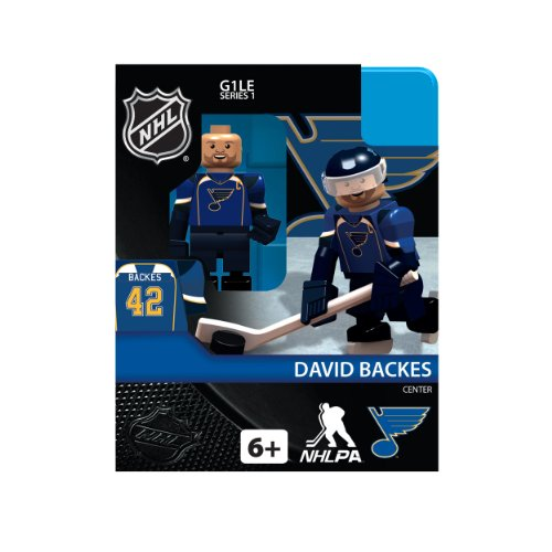 NHL St Louis Blues David Backes Generation 1 OYO