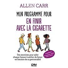Mon programme pour en finir avec la cigarette (EVOL SANTE BIEN t. 17149) (French Edition)