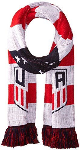 - Ruffneck Scarves Official US Soccer Scarf - Colonial