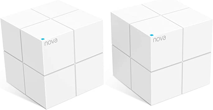 Tenda Nova Whole Home Mesh WiFi System Replaces Gigabit AC WiFi Router and for