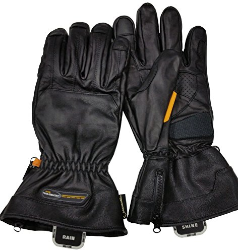 Olympia Sports Men's Gore-Tex Rain or Shine Gloves (Black, XX-Large) by Olympia Sports (Image #1)