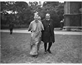 Photographic Print of The Archbishop of Canterbury Dr Cosmo Gordon Lang - gave a reception to by Media Storehouse