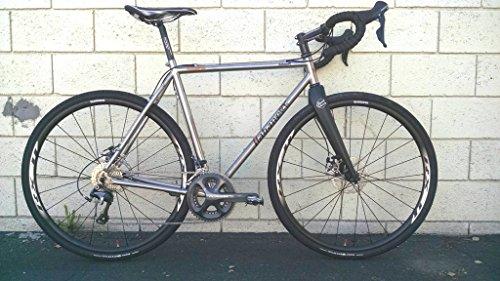 Habanero Titanium Cyclocross Frame - Disc Brakes, With More Habanero ...