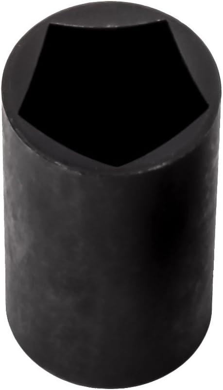 Penta Socket 3//8 Drive 13//16 5-Point Utility Socket