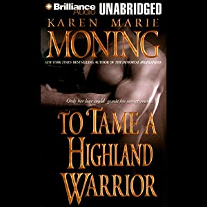 To Tame a Highland Warrior Audiobook