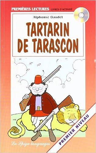 En ligne téléchargement Tartarin De Tarascon + CD pdf epub