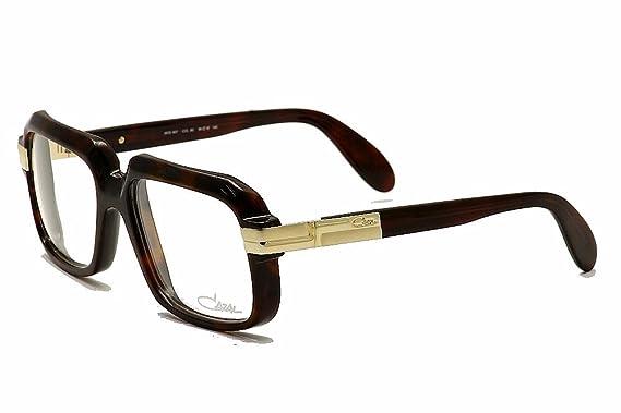 8c9f3da4e7 Cazal Legends Eyeglasses 607 80 Dark Tortoise Square Full Rim Optical Frame  56mm