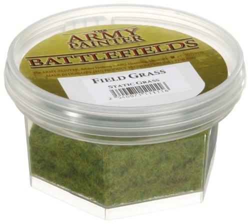 Field Grass Static Battlefields Miniature (Field Grass Light Green)