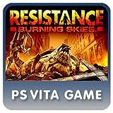 Resistance: Burning Skies - PS Vita [Digital