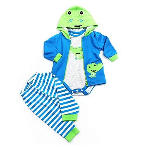 ZQDoll Reborn Baby Clothes Boy L...