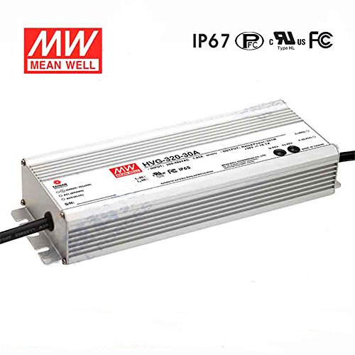 Hvg Series - MEAN WELL HVG-320-54B HVG SERIES 320 W 54V 6A Single Output Switching Power Supply - 1 item(s)