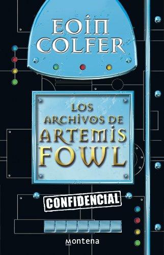 Los Archivos De Artemis Fowl / The Artemis Fowl Files (Spanish Edition) pdf epub
