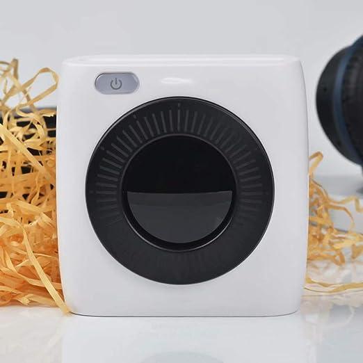 GL-Home Mini Impresora de Fotos de Papel inalámbrica Impresora ...