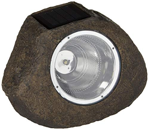 Outdoor Rock Lights Garden in US - 9