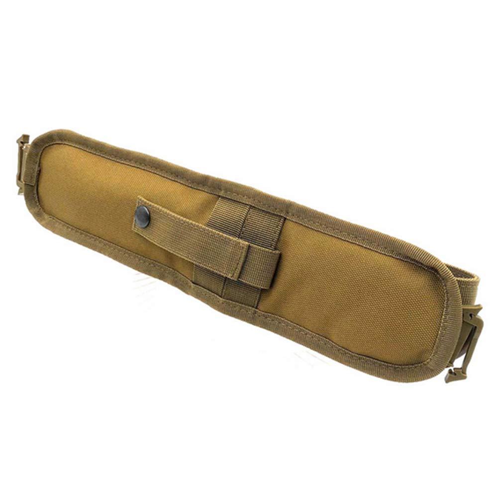 Beito /Épaule Tactique Sangle pour Sac /à Dos Sacs Sundries Pack daccessoires cl/és Lampe de Poche Molle Pouch Camping en Plein air EDC Kits de Kaki Sac