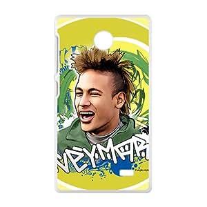 KKDTT Neymar Brazil Phone Case for Nokia Lumia X