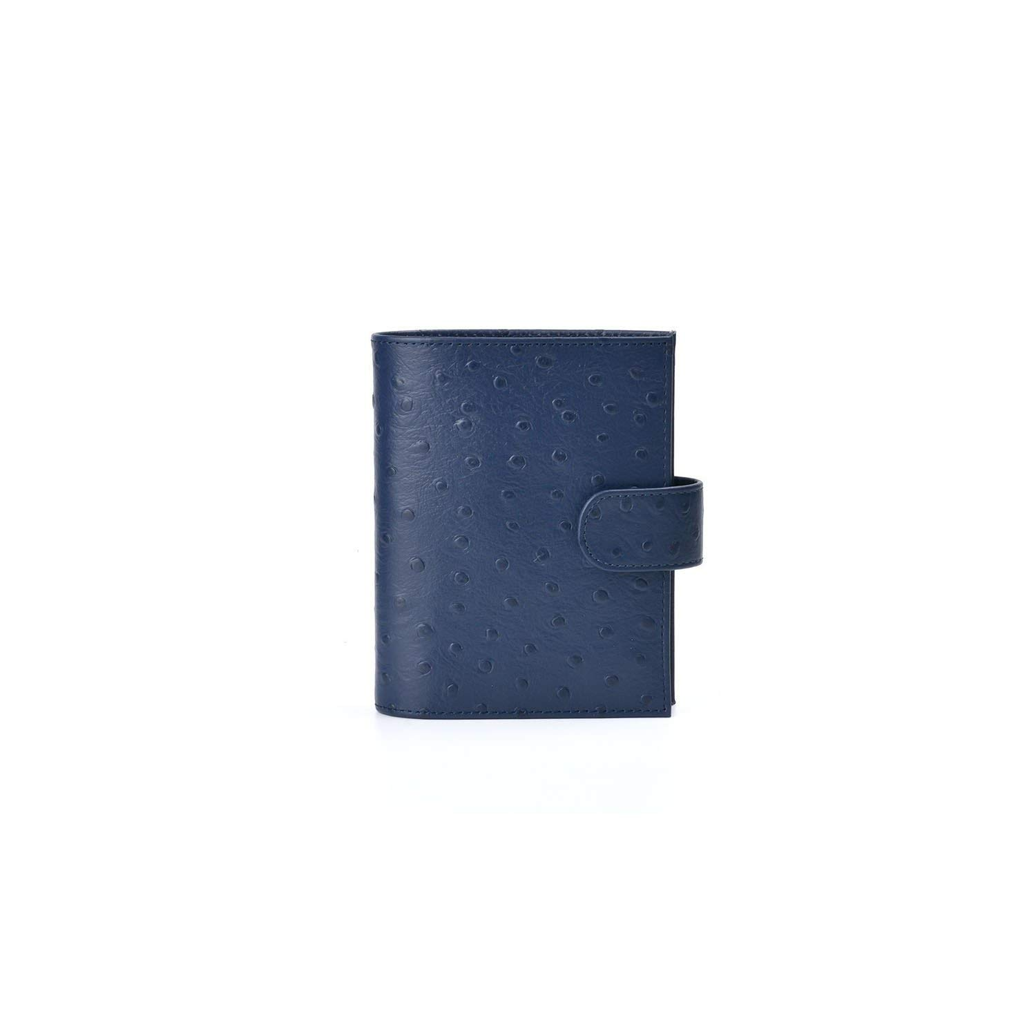 Amazon.com : Notebook Leather Rings Notebook Brass Binder ...