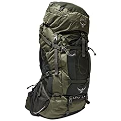 Perfect for backpacking adventures the Aether 70L AG Rucksack from Osprey is a robust, highly adaptive pack designed to carry heavy loads. The Aether offers ample storage for all your needs and features the new AntiGravity back system to even...