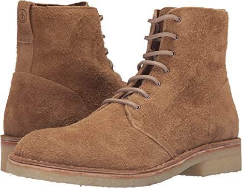 rag & bone Men's Military Lace Boot Tan Suede 42 D EU