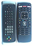 New VIZIO dual side keyboard Internet remote for M470VSE M650VSE M550VSE E420i-A1 E500i-A1 E601i-A3 E470i-A0 M420KD---30 days warranty!