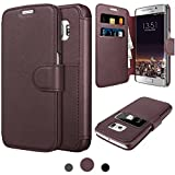 Best Galaxy 6 Edge Cases - Samsung Galaxy S 6 Edge/S6 Edge Leather Wallet Review