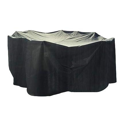 Funda protectora Juego de Muebles de Mesa y sillas de Patio ...