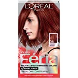 Feria Hair Color, 56 Auburn Brown (Packaging May Vary)