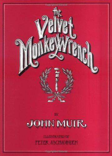 The Velvet Monkey Wrench (Tree Velvet)